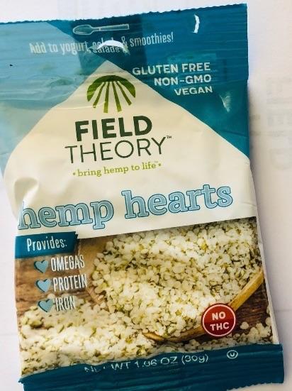 Hemp Hearts Snack Pack