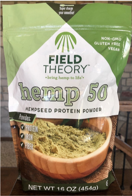 Field Theory Hempseed Protein Powder